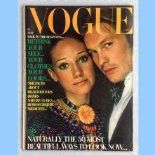 Vogue Magazine - 1970 - July
